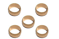 12mm Olives (5 Pack) For Compression Plumbing Fittings