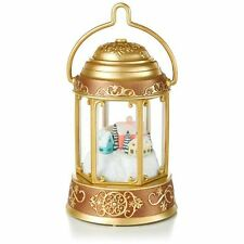 2014 Hallmark Santa's Magic Lantern Light and Sound Ornament Free Shipping