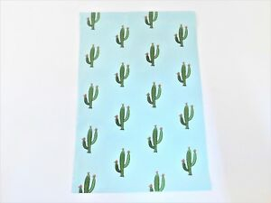 50 10x13 Designer CACTUS Pack Mailers Poly Shipping Envelope Bag Water Resistant