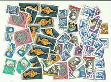 Hungary postage stamps (Damaged), off paper, used x 50 (Batch 2)