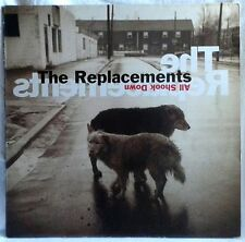 THE REPLACEMENTS ALL SHOOK DOWN LP 1st PRESSING