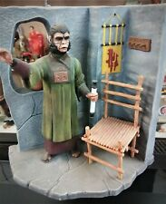 Planet of the Apes Zira diorama model kit pro built and painted vintage toys