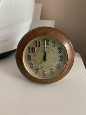 Vintage Clock Travel Alarm Estyma Germany