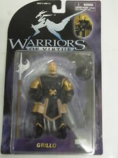 Warriors of Virtue Grillo figurine env. 15 cm Blue Bird Toys neuf dans sa boîte