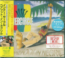 Inner Circle - Barefoot in Negril - Japan CD+2BONUS-NEW