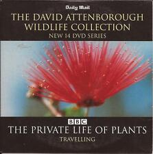 David Attenborough - THE PRIVATE LIFE OF PLANTS - TRAVELLING - DVD