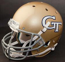 GEORGIA TECH YELLOW JACKETS 1974 Schutt AiR XP Gameday REPLICA Football Helmet