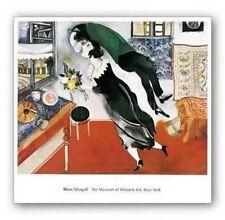 MUSEUM ART PRINT Birthday Marc Chagall