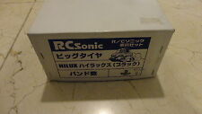 MITSUWA RC SONIC MICRO MINI RC TOYOTA HILUX NIB NEW IN BOX VINTAGE RC