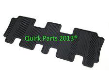 2014-2015 Kia Sorrento All Weather Floor Mat 3rd Row OEM NEW Genuine 1UF13AC805