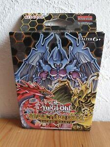 YuGiOh Sacred Beasts Structure Deck Uria Raviel Hamos Götterkarten DEUTSCH 1Aufl