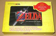 The Legend of Zelda Ocarina of Time 3D Exclusive Preorder Bag case for Nintendo