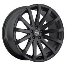 MRR HR9 19x9.5 5x114.3 Black Wheels Rims (Set of 4)