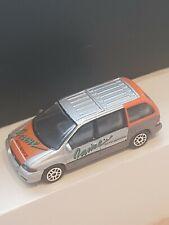 Realtoy Toy Car Ford Windstar Auto Service Silver Orange Green Toy