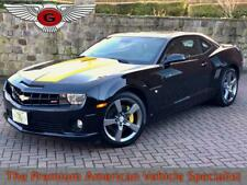 2010 Camaro SS 6.2 V8 Coupe 2SS + RS Package American Muscle Car