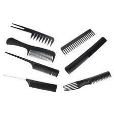 Accessoires de coiffure peigne à cheveux en plastique pour femme