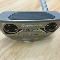 "TaylorMade TP Collection Berwick 35"" Putter with Steel Shaft and TaylorMade L..."
