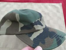 Camo Snapback Baseball Cap - New