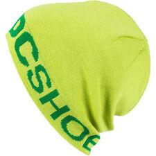 Dc Shoes Co. Eua Bromont Gorro Cráneo Verde Lima Gorra Nuevo con Etiqueta