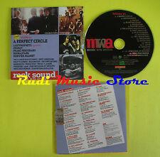 CD ROCK SOUND VOL 71 compilation PROMO 2004 PERFECT CIRCLE PROBOT 1208 (C8)