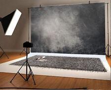 Abstract Smoke Fog Grey Backdrop Props Studio Photography Background 10x6.5ft