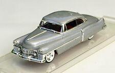 Cadillac Coupé de Ville - Modell Type 62 Bj. 1950, M. 1:43, silbermetallic