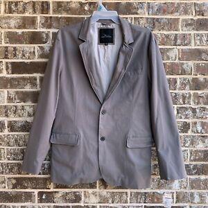 Marc Anthony Men's Suit Jacket Blazer Gray Size XXL