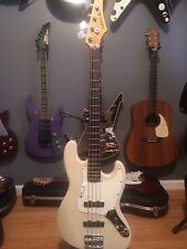 VERY NICE Made in Korea Samick Jazz Electric Bass.  Great Bass for the Money!!!