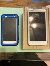 HTC EVO 4G LTE 2 White Phones  (Sprint) Smartphone used for parts