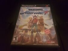 Wild Arms: Alter Code F [PS2] [PlayStation 2] [2005] [No Manual, No Bonus Disc!]