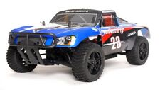 1/10 Exceed RC Radio Electric Rally Monster Short Course Truck RTR Carbon Blue