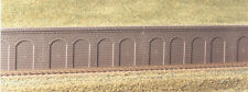 RATIO 00 Gauge Railway/Layout/scenic kit No:537 Retaining Walls.350mm long.