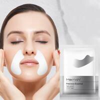 10Pair Nasolabial Folds Anti Falten Gesichtsmaske Lifting Stick