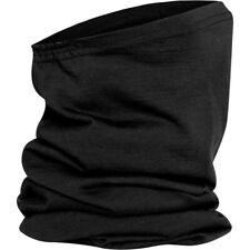 Madison Isoler Merino neck warmer, black one size