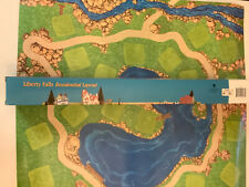 Liberty Falls Residential Layout House Village Accessory Dillards 1999 In Box