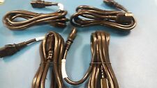 Lot Twelve qty 12 HP 6 Ft IEC to IEC 250V Black Power Cord 142263-001
