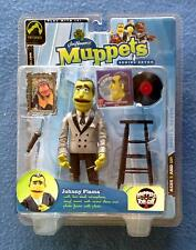 VARIANT JOHNNY FIAMA GRAY SUIT THE MUPPET SHOW PALISADES SERIES 7 FIGURE MUPPETS