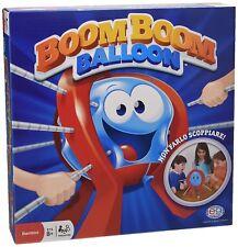 Spin Master Games 6025031 - Gioco da Tavolo Boom Boom Balloon
