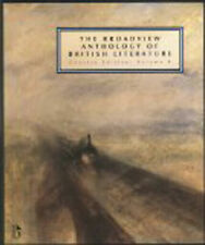 VOLUME B The Broadview Anthology of British Literature Concise Edition Paperback
