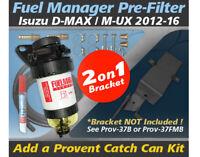 Provent Companion Pre Filter Kit for Isuzu D-MAX MU-X 4JJ1-TCX 3.0L TD 2012-16