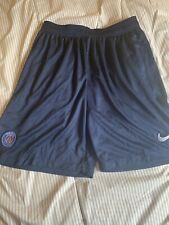 NWT Paris Saint Germain Soccer Shorts