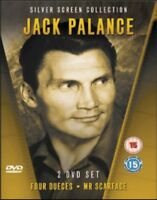 Jack Palance - The Four Duces / Mr Scarface DVD NEW DVD (720049)
