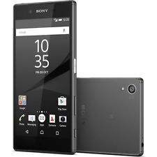 "SONY XPERIA Z5 E6653 32GB 4G LTE 5.2"" UNLOCKED SLIM POSH SMART PHONE  [BLACK]"