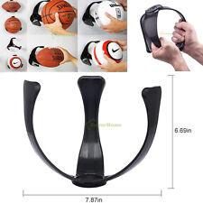 Wall Ball Claw Basketball Football Rack Holder Wall Mount Display Case Organizer