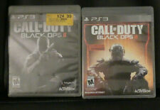 Call Of Duty: Black Ops 2 & Black Ops 3 PS3 PlayStation 3 in VG Condition