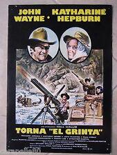LOCANDINA TORNA EL GRINTA
