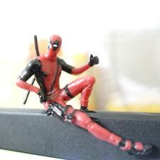 X-man Sitting Style Deadpool 2 Mini Action Figure 6cm Computer Ornament New 2018
