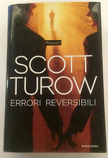 Errori reversibili Scott Turow