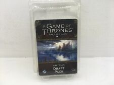 A Game of Thrones: The Card Game - Valyrian Draft Pack