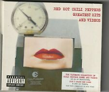 Red Hot Chili Peppers - Greatest Hits and Videos   CD & DVD  (WB 2003)
